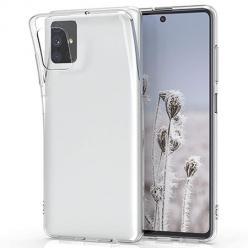 Etui na Samsung Galaxy M51 silikonowe Slim Crystal Case Przezroczyste