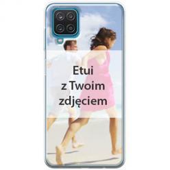 Zaprojektuj Etui na Samsung Galaxy A12 z Własną Grafiką Custom Case
