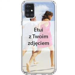 Zaprojektuj Etui na Samsung Galaxy M51 z Własną Grafiką Custom Case