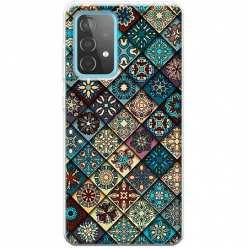 Etui na Samsung Galaxy A52 5G Damaszkowa mozaika