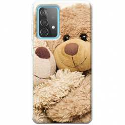 Etui na Samsung Galaxy A52 5G Słodkie pluszaki