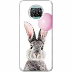 Etui na Xiaomi Mi 10T Lite Wesoły królik z balonikiem