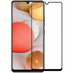 Samsung Galaxy A42 5G Szkło Hartowane 5D Full Glue Szybka - Czarny
