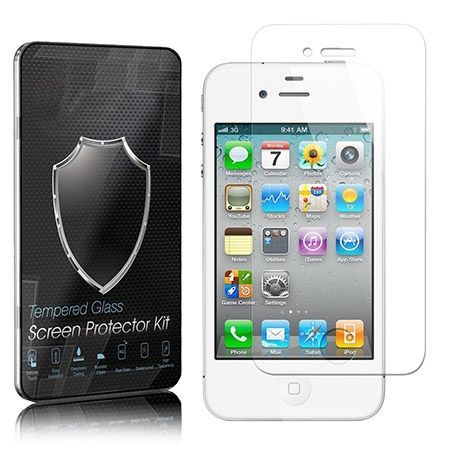 iPhone 6 plus hartowane szkło ochronne na ekran 9h - szybka