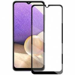 Samsung Galaxy A32 5G Szkło Hartowane 5D Full Glue Szybka - Czarny
