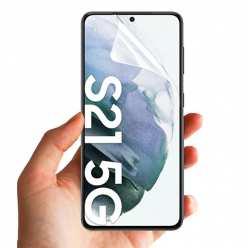 Samsung Galaxy S21 5G Folia Hydrożelowa Hydrogel na ekran.