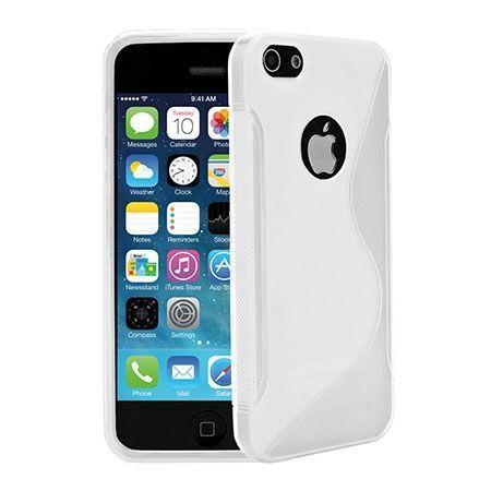 iPhone 5 etui S-line gumowe przezroczyste. PROMOCJA!!!