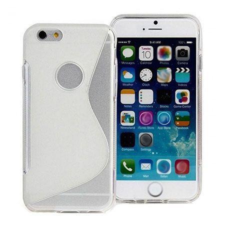 iPhone 6 etui S-line gumowe przezroczyste. PROMOCJA!!!