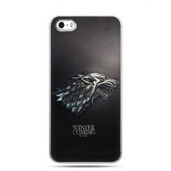Etui na telefon Gra o Tron Stark Winter is coming