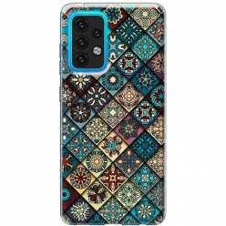 Etui na Samsung Galaxy A02s Damaszkowa mozaika