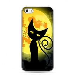 Etui na telefon Halloween nocny kotek