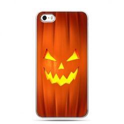 Etui na telefon Halloween dynia z zębami