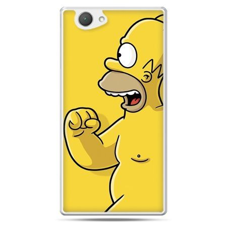 Xperia Z1 compact etui Homer Simpson