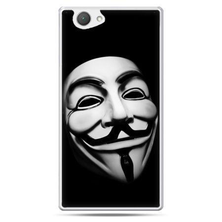 Xperia Z1compact etui maskaq Anonimus