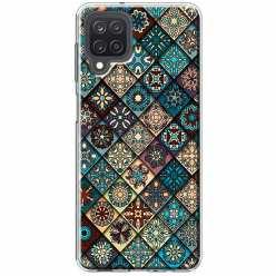 Etui na Samsung Galaxy M12 Damaszkowa mozaika