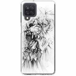 Etui na Samsung Galaxy M12 Król lew rysunkowy