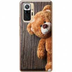Etui na Xiaomi Redmi Note 10 Pro Misio pluszowy