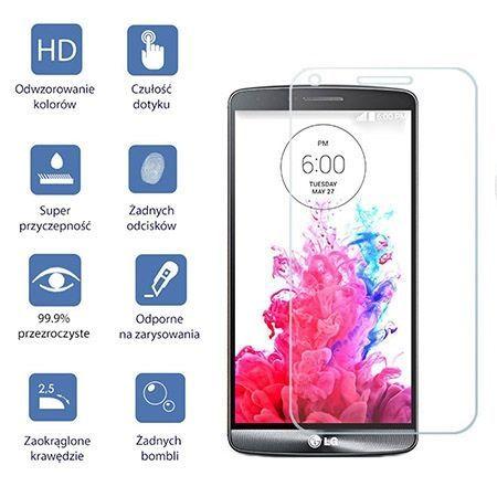LG G3s mini hartowane szkło ochronne na ekran 9h.