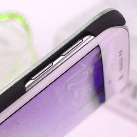 Galaxy S6 edge etui Motomo aluminiowe srebrny. PROMOCJA !!!