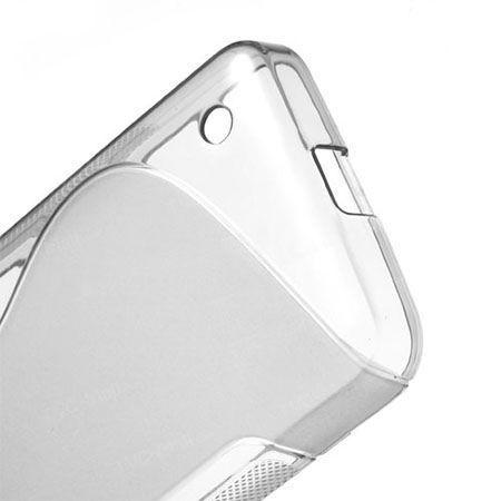Nokia 635 etui S-line gumowe przezroczyste