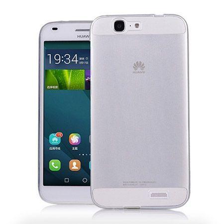 Huawei Y550 przezroczyste etui crystal case.