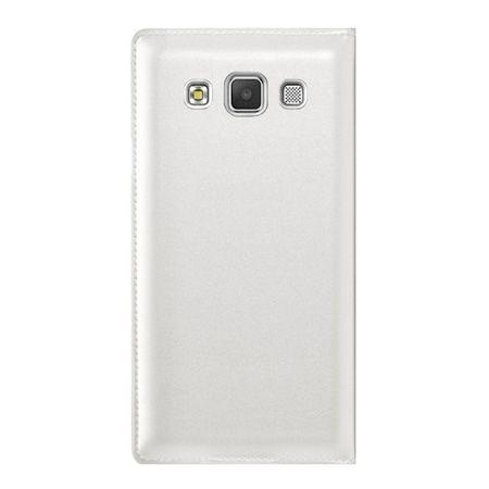 Samsung Galaxy A3 2015 etui Flip S View biały z klapką. PROMOCJA!!!