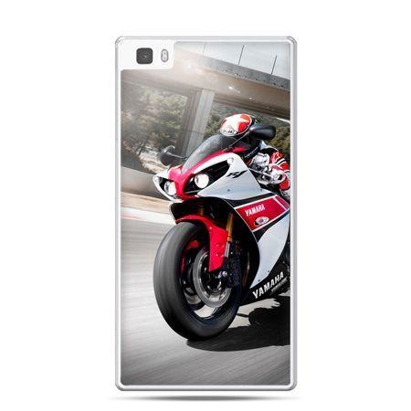 Huawei P8 Lite etui motocykl ścigacz