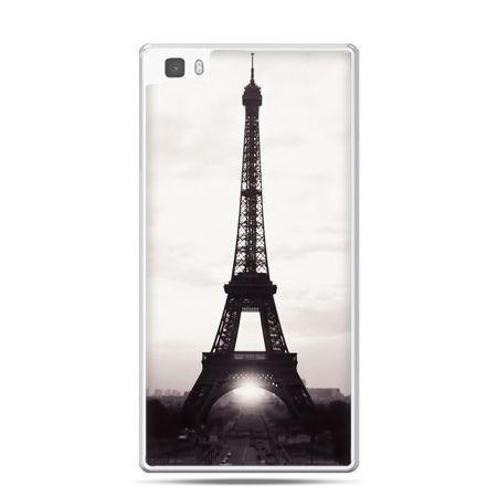 Huawei P8 Lite etui Wieża Eiffla