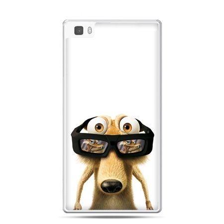 Huawei P8 Lite etui Epoka Lodowcowa