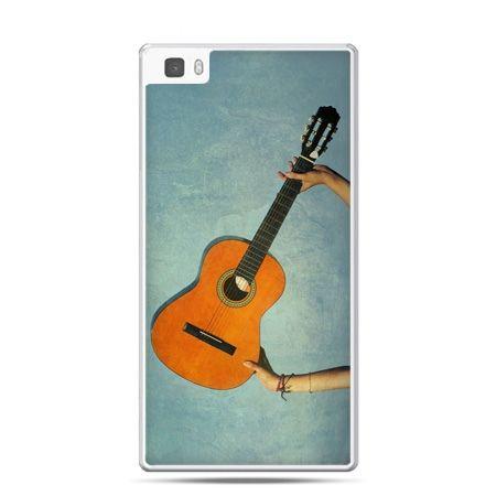 Huawei P8 Lite etui gitara