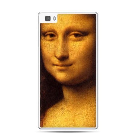 Huawei P8 Lite etui Mona Lisa Da Vinci