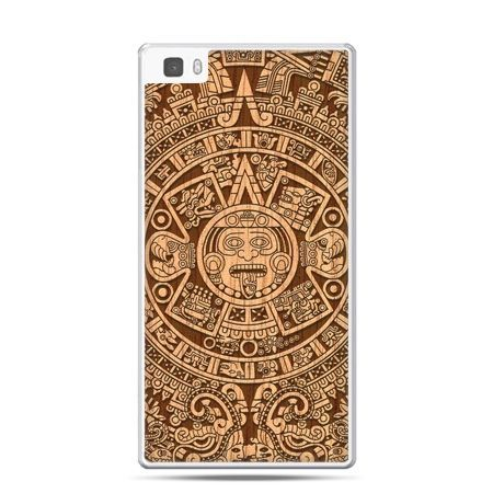 Huawei P8 Lite etui Kalendarz Majów