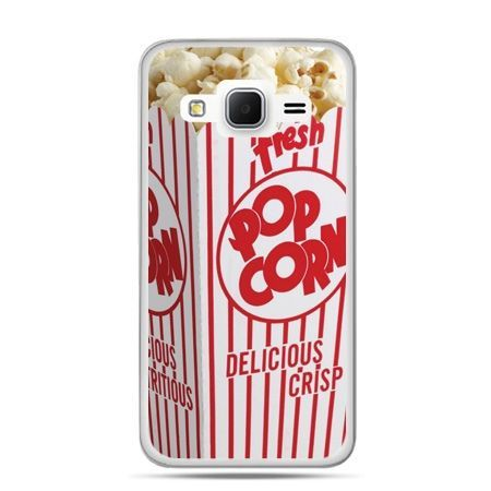 Galaxy Grand Prime etui Pop Corn