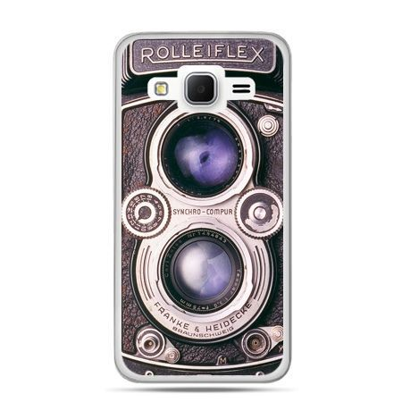 Galaxy Grand Prime etui aparat Rolleiflex