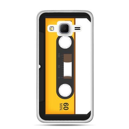 Galaxy Grand Prime etui kaseta magnetofonowa