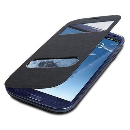 Galaxy Trend Plus etui Flip S View różowy