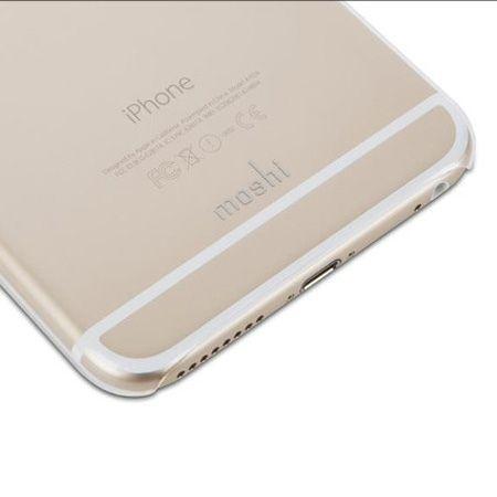 iPhone 6 Moshi iGlaze XT - przezroczysty