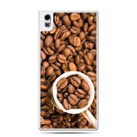 HTC Desire 816 etui kubek z kawą