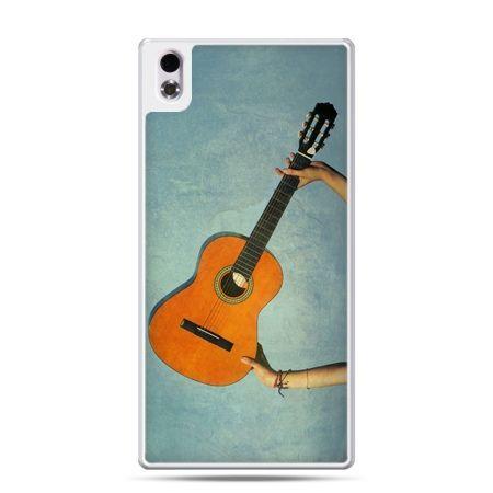 HTC Desire 816 etui gitara
