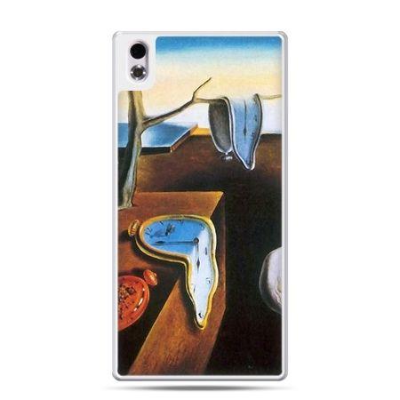 HTC Desire 816 etui zegary S.Dali