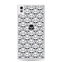 HTC Desire 816 etui Gwiezdne wojny klony