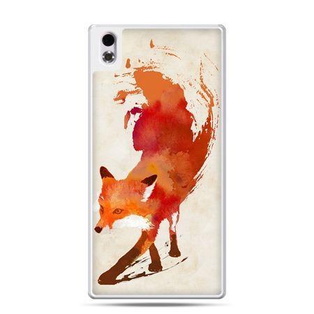 HTC Desire 816 etui lis watercolor