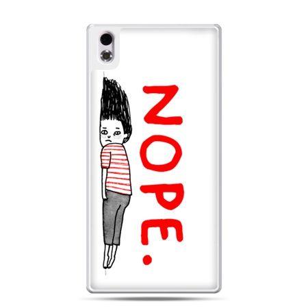 HTC Desire 816 etui Nope