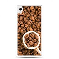 Etui Xperia Z4 kubek z kawą