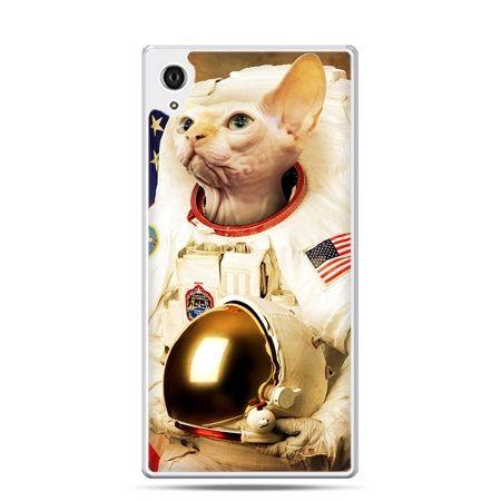 Etui Xperia Z4 kot astronauta