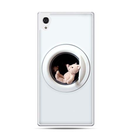Etui Xperia Z4 miś w pralce