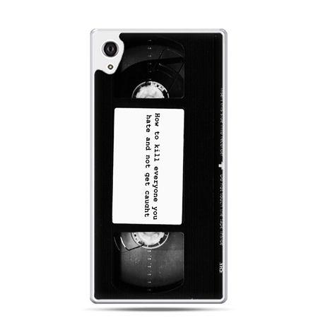 Etui Xperia Z4 kaseta video