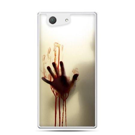 Xperia Z4 compact etui Zombie