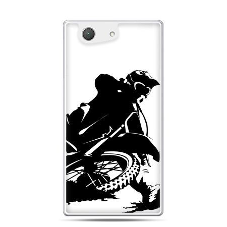 Xperia Z4 compact etui motocykl cross