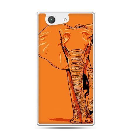 Xperia Z4 compact etui słoń
